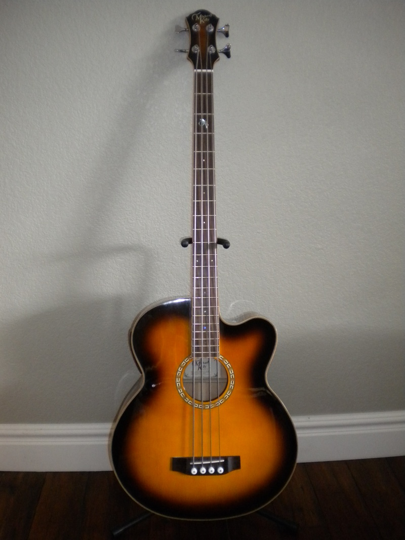 Michael Kelly Firefly Bass